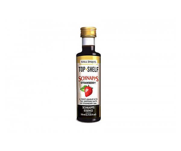 Эссенция Still Spirits Top Shelf Strawberry Schnapps (клубничный шнапс)