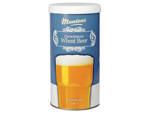 Muntons wheat beer 1.8 кг