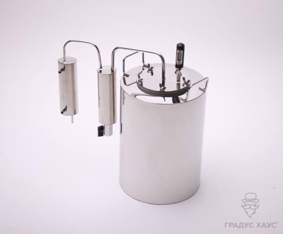Самогонный аппарат в ельце автоматическая коптильня для холодного копчения купить